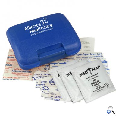 Pocket No-Med First Aid Kit