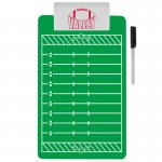 Sports Clipboard with Jumbo Clip