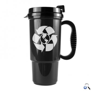 The Commuter - 16 oz. Auto Mug