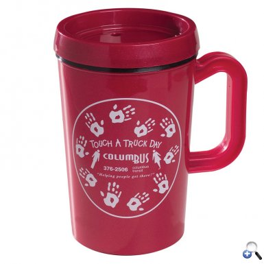 Big Joe - 22 oz. Insulated Travel Mug