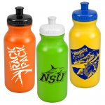 20 oz. Bike Bottle Colors - BPA-free