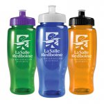 27 oz. Poly-Pure Bottle - BPA-free