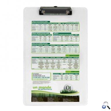 Low Profile Clipboard - Digital Print