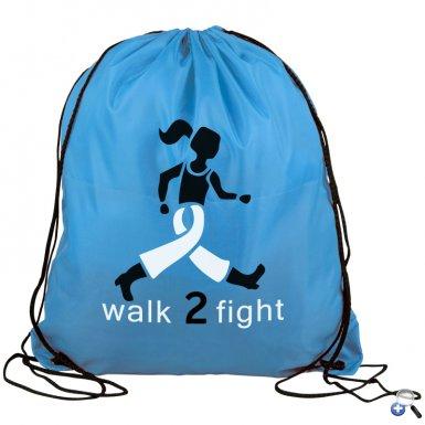 The Graduate - Drawstring Backpack