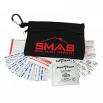 Scuba Zipper Tote First Aid Kit