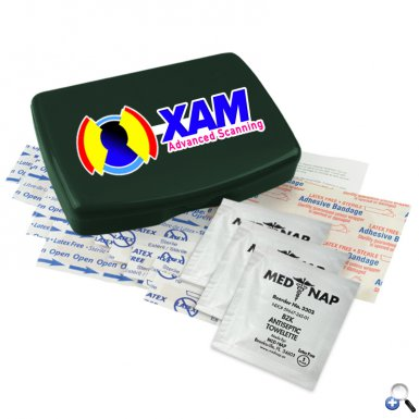 Express First Aid Kit - 4c Digital Imprint