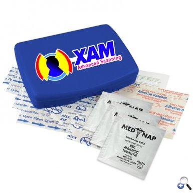 Express First Aid Kit - 4c Digital Imprint