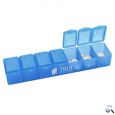 7-Day Pillcase