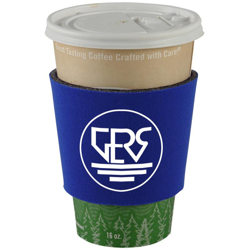 Coffee Wrap - Coffee Cup Insulator