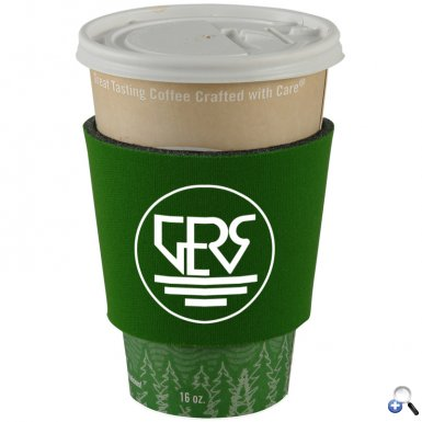 Coffee Wrap - Coffee Cup Insulator
