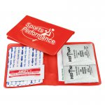 Med-Wallet - Vinyl First Aid Kit