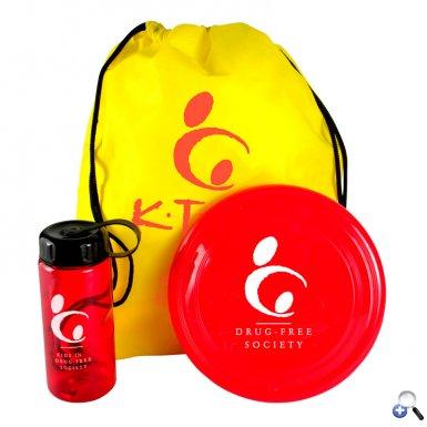 The Sportsman 3pc. Sport Kit