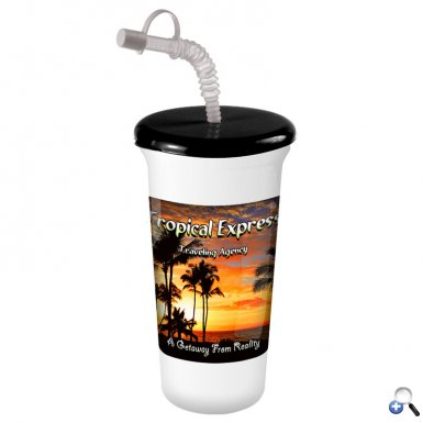 Super Sipper 32 oz. Sport Sipper cup - Digital