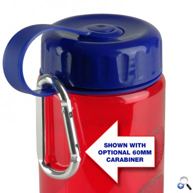 Mini Mountain - 22 oz. Tritan Bottle -Tethered Lid