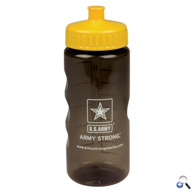 Mini Mountain - 22 oz. Tritan Bottle