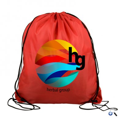 The Graduate - Drawstring Backpack - Digital