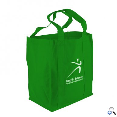 The Grocer - Super Saver Grocery Tote
