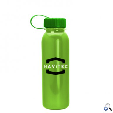 Terrain - 24 oz. Metalike Bottle -Tethered Lid