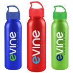 The Curve - 17 oz. Tritan Bottle - Drink-Thru Lid