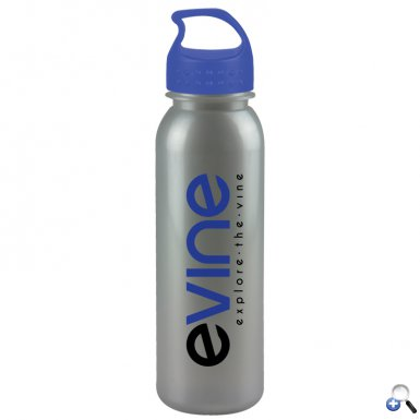 Terrain - 24 oz. Metalike Bottle -Crest Lid