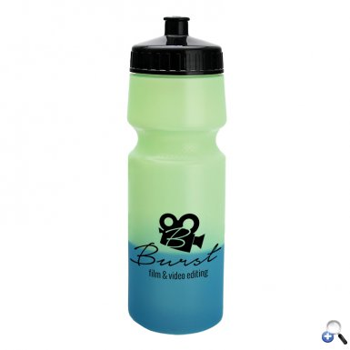 The Screen - 24 oz. Cool Color Change Bottle