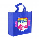 "The Carry-All - 16"" Non-woven Tote-DP"