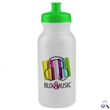 20 oz. Bike Bottle - Digital Imprint