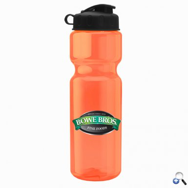 Champion - 28 oz. Digital Bottle - Flip Lid
