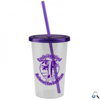 The Patriot - 20 oz. Travel Tumbler