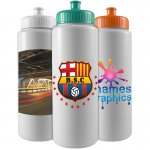 The Sports Quart - 32 oz Sports Bottle - DP