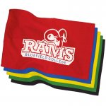 "20"" Rally Towel - White"