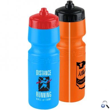 The Mighty Shot - 24. oz. Bike Bottle (Valve Lid)