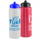 The Sports Quart-V - 32 oz. Bottle (Valve Lid)