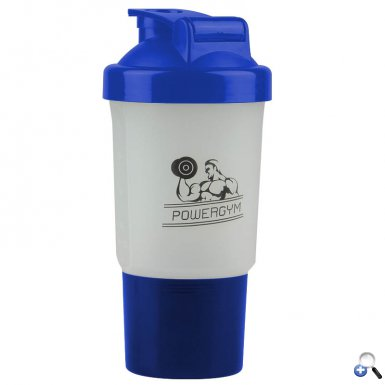 The Cyclone - 16 oz. Sport Shaker Cup