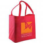 "The Carry-All - 16"" Non-woven Tote"