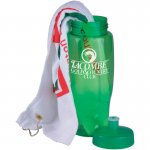 Champion - 28 oz. Transparent Color Bottle