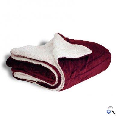 Mink Sherpa Blanket