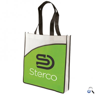 "The Conventioneer - 15"" Non-woven Tote Bag"