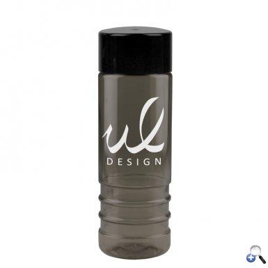 Salute -24 oz. Tritan Bottle - Cylinder Lid