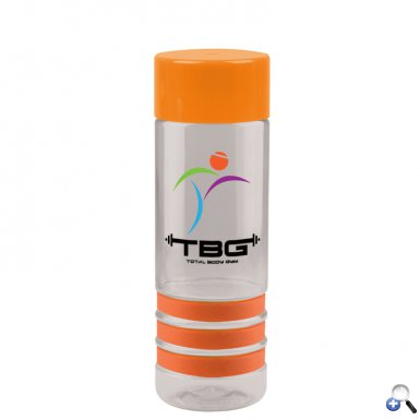 Cilindro 24 oz Tritan Bottle - Full Color Digital