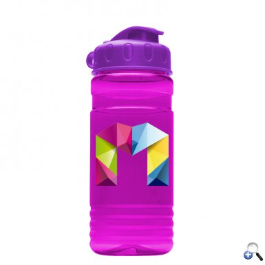 20 oz. Tritan Bottle - Flip Lid - Digital Print