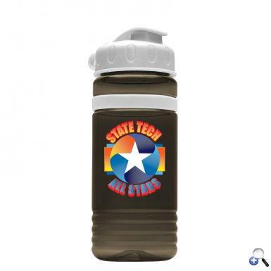 20 oz Tritan Stripe - Flip Lid - Digital