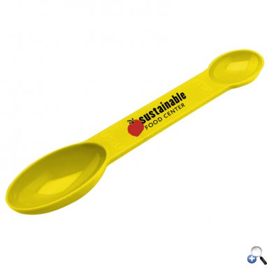 2-in-1 Measuring Spoon