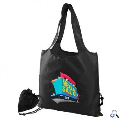 The Cinch Tote Bag - Digital Imprint