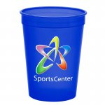 14 oz. Metallic Sentinel Tumbler with Slide Lid