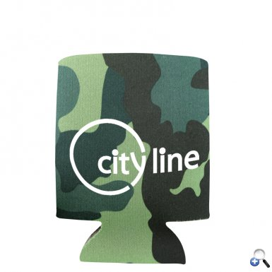 Camouflage Can Holder