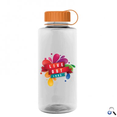 Mountaineer - 36 oz. Tritan Bottle - Digital imp.