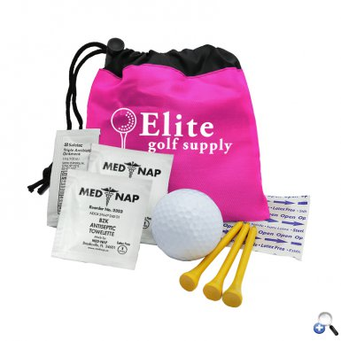 Cinch Tote Golf Kit