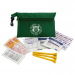 Neoprene Zipper First Aid Kit