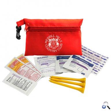Zip Tote Golf Kit